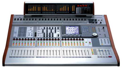 Tascam DM4800 Digital Mixer