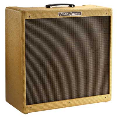Fender 59 Bassman LTD Guitar Combo Amplifier