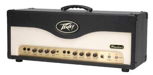 Peavey Windsor Tube Guitar Amplifier Head