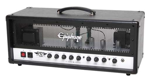Epiphone So Cal Class AB Amplifier Head