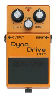 Boss DN2 Dyna Drive Overdrive Pedal
