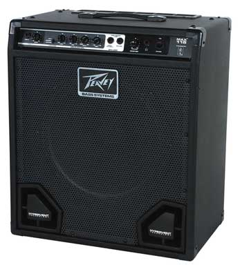 Peavey MAX115 Bass Guitar Combo Amplifier