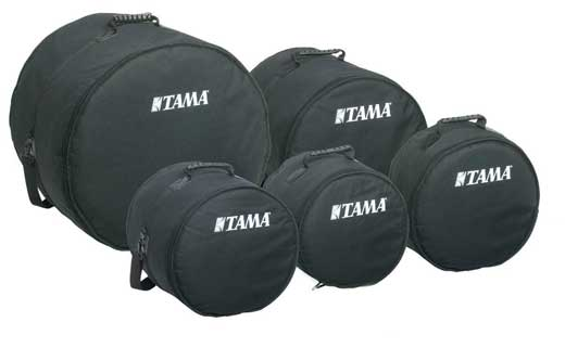 Tama 5 Piece Padded Drum Bags