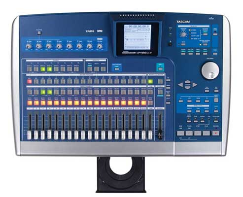 Tascam 2488 mkII Multitrack Digital Recorder