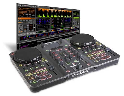 M Audio Torq Xponent DJ Controller with Audio Interface