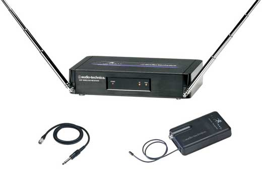 Audio-Technica Freeway 200 VHF Guitar Wireless System
