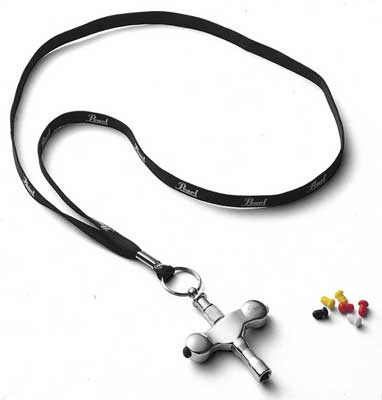 Pearl KGT100H Gyro Tune Drum Key Necklace