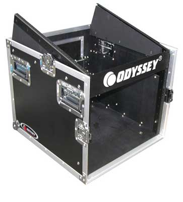 Odyssey FZ1008 ATA Flight Zone Combo Rack