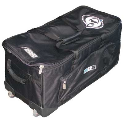 Protection Racket Padded Drum Hardware Bag with Wheels