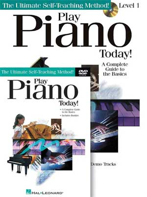 Hal Leonard Play Piano Today Beginners Package