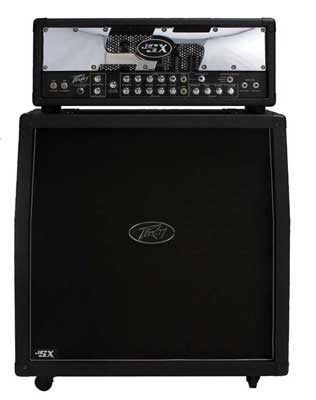 peavey jsx half stack guitar amplifer. Black Bedroom Furniture Sets. Home Design Ideas