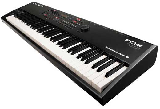 Kurzweil PC1se 76 Key Performance Controller Keyboard