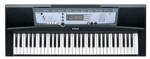 Yamaha PSRE213 61 Key Portable Personal Keyboard
