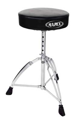 Mapex T270A Double Braced Drum Throne