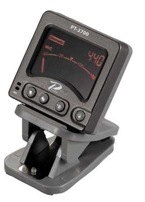 Profile PT2700 Clip On Digital Chromatic Tuner