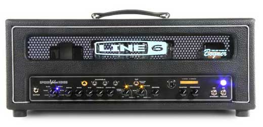 Line 6 Spider Valve HD100 Guitar Amplifier Head