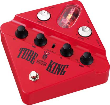 Ibanez TK999HT Tube King Distortion Pedal