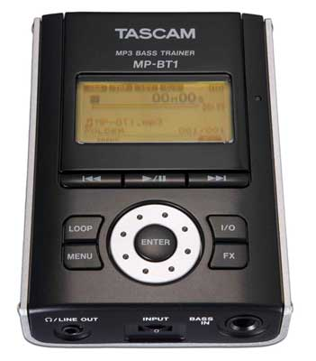 Tascam MPBT1 MP3 Bass Trainer