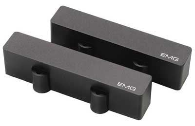 EMG J Active Bass Guitar Pickup Set