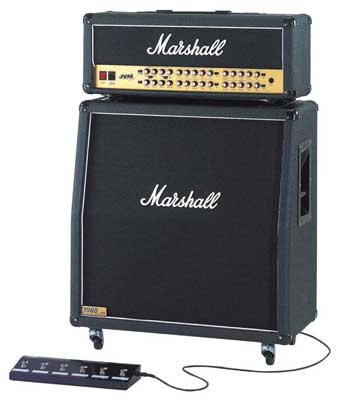 Marshall JVM HalfStack Guitar Amplifier