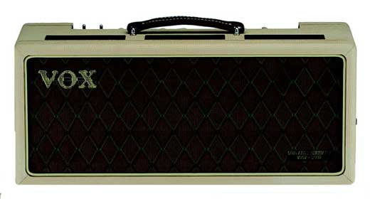 review vox heritage collection ac30 hand wired guitar amp head. Black Bedroom Furniture Sets. Home Design Ideas