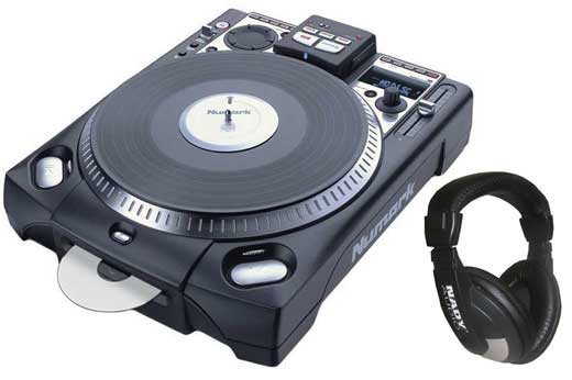Numark CDX DJ Turntable CD Player