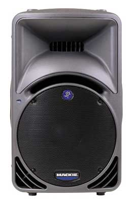Mackie SRM450 Powered PA Speaker
