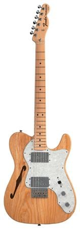 Fender Classic Series '72 Telecaster Thinline with Gigbag