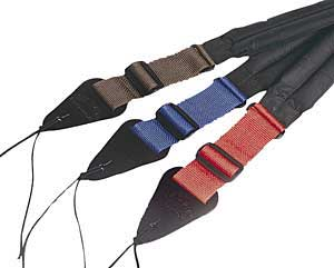 Eagle Mountain Parapac Nylon Guitar Strap