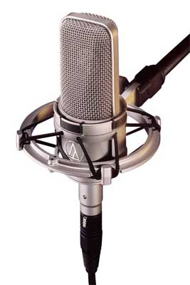 Audio-Technica AT4047/SV Condenser Microphone