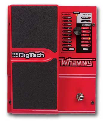 DigiTech Whammy Pitch Shifter Pedal