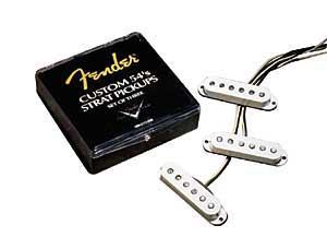 Fender Custom 54 Strat Pickups Set Of 3