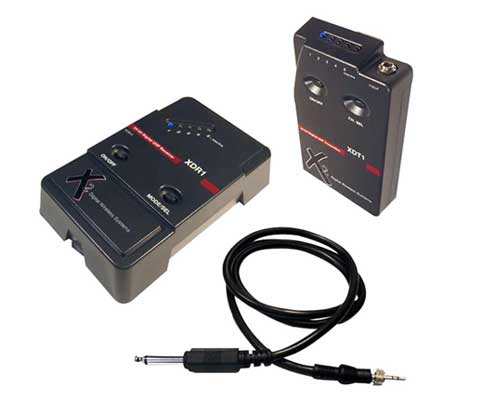 Line 6 X2 XDS 95 Stompbox Guitar Wireless System