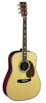 Martin D41 Acoustic Dreadnought Guitar Natural with Case