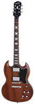 Epiphone Faded G400 SG Electric Guitar Worn Brown