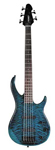 Peavey Millennium BXP 5 String Bass Guitar with Case Trans Blue