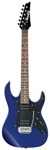 Ibanez GRX20Z Gio Electric Guitar Jewel Blue