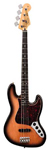 Fender Deluxe Active Jazz Electric Bass Guitar with Gig Bag