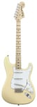 Fender Yngwie Malmsteen Stratocaster Vintage White with Case