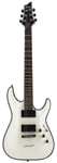 Schecter C1 Hellraiser Electric Guitar White
