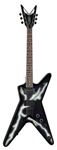 Dean Dimebag Black Bolt Electric Guitar