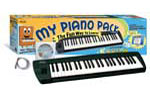eMedia My Piano Educational Software with Keyboard