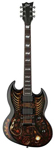 ESP LTD Viper Zombie Electric Guitar