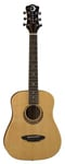 Luna Muse Safari 3/4 Size Acoustic Guitar with Gig Bag