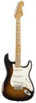 Fender Road Worn 50s Stratocaster 2 Color Sunburst with Gig Bag