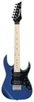 Ibanez GRGM21M Gio Mikro Electric Guitar Jewel Blue