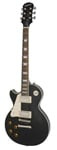 Epiphone Les Paul Standard Left Handed Electric Guitar Ebony with Case