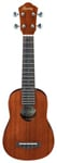 Ibanez UKS10 Soprano Ukulele with Bag Natural