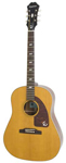 Epiphone 1964 Texan Acoustic Electric Guitar Antique Natural