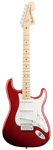 Fender American Special Stratocaster Candy Apple Red with Gig Bag